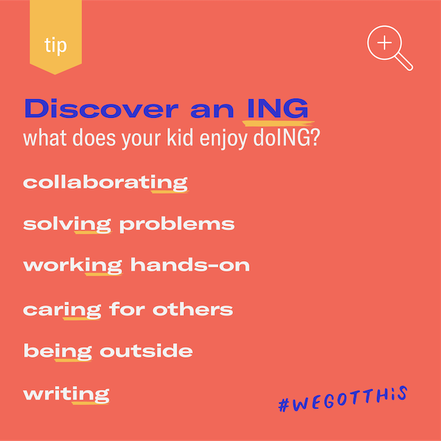 INGs and Discover an ING