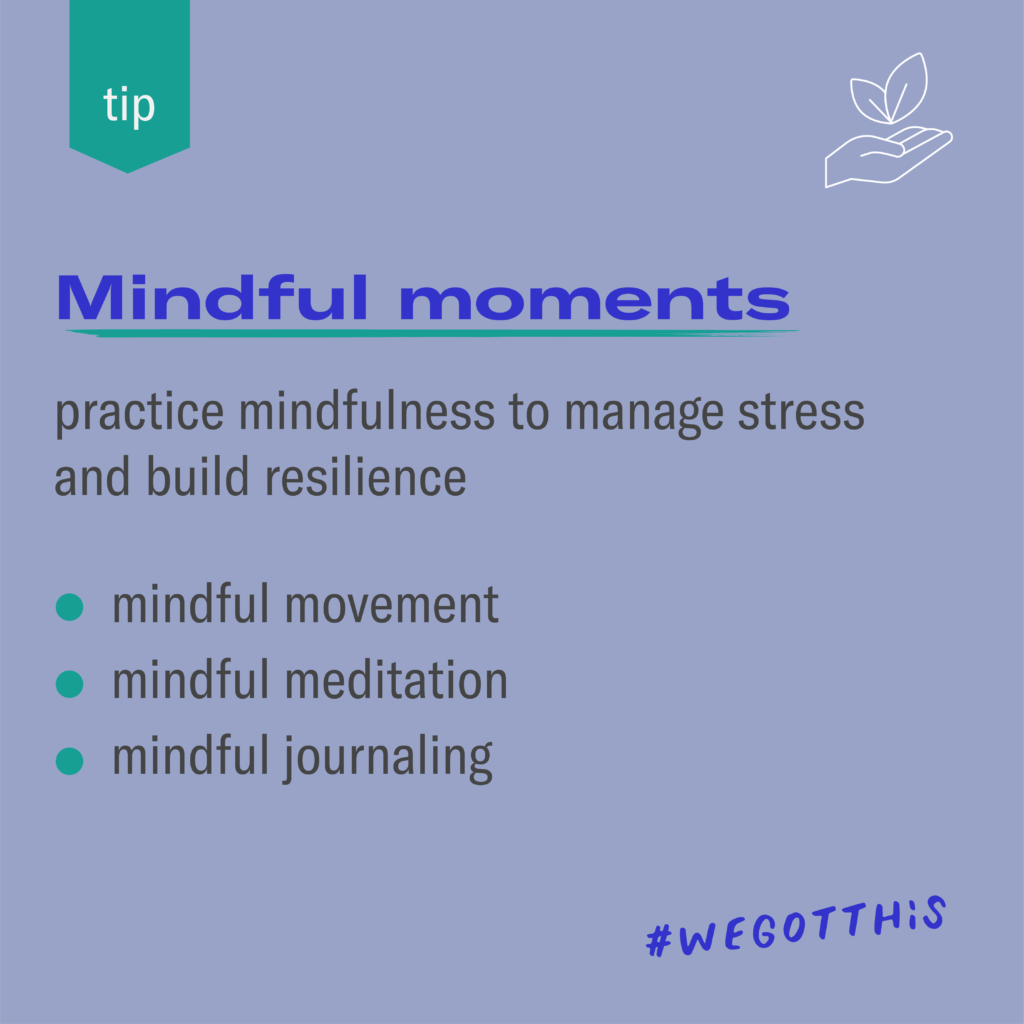 Mindful moments by Prepared Parents