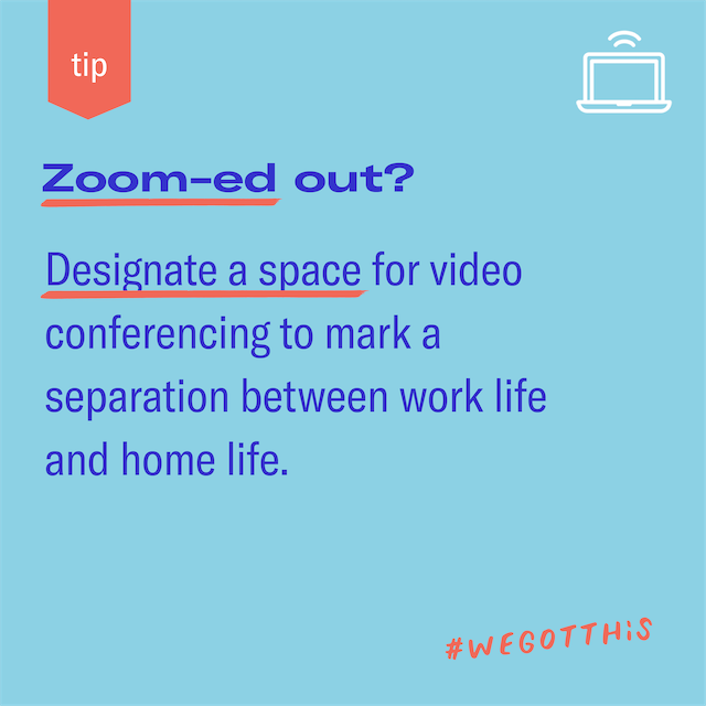 Zoom fatigue_video conferencing burnout solutions