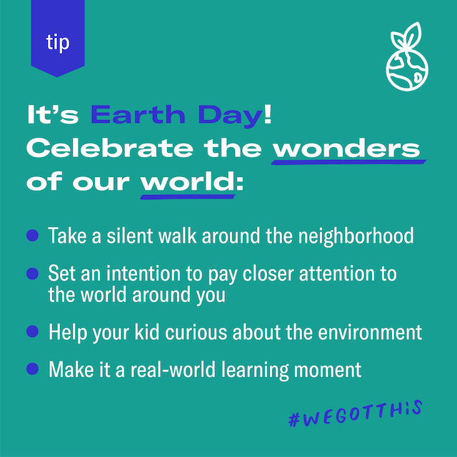 Happy Earth Day_Celebrate the wonders of our world_Prepared Parents