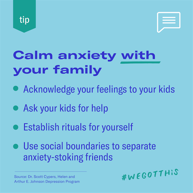 Featured image for Practice self-care and model it for your kids