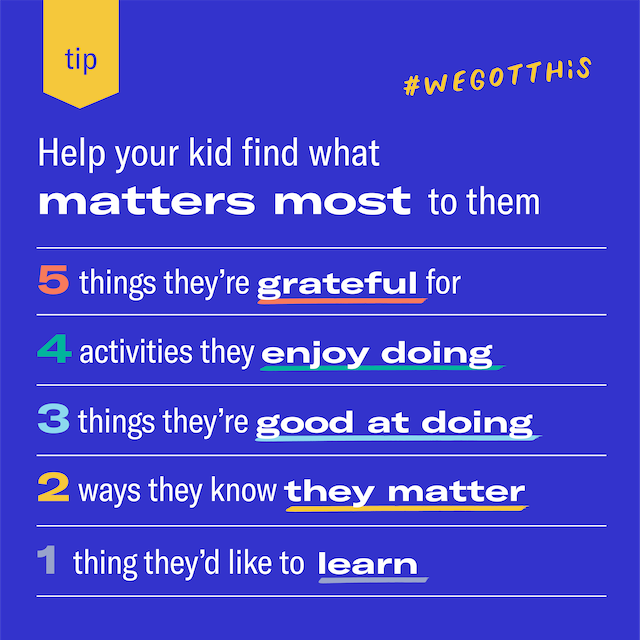Featured image for How do I help my kid find what matters most to them (right now)?