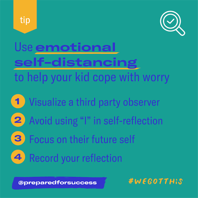 Featured image for How to use emotional self-distancing to cope with strong emotions