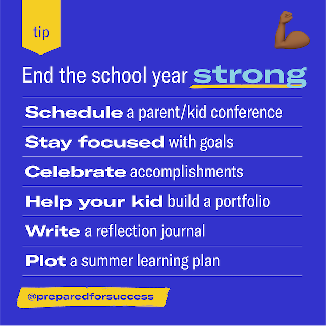 Featured image for 6 ways to end the school year strong