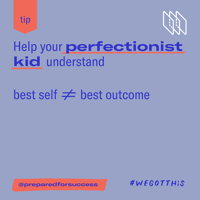Help your perfectionist kid manage their perfectionism 2