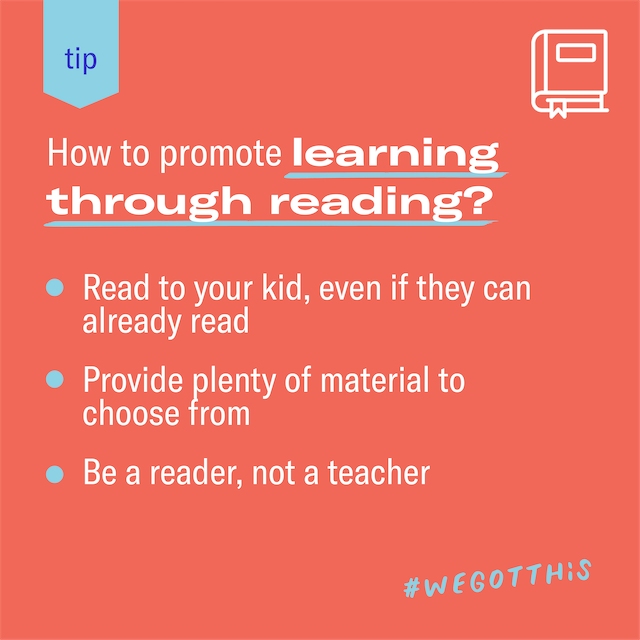 How to promote learning through reading