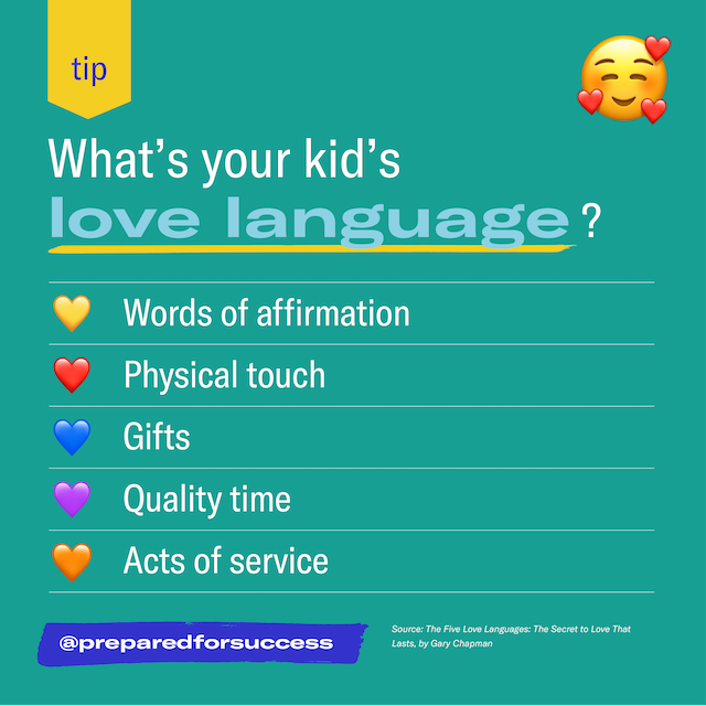 Featured image for How do I speak the love language my kid understands?