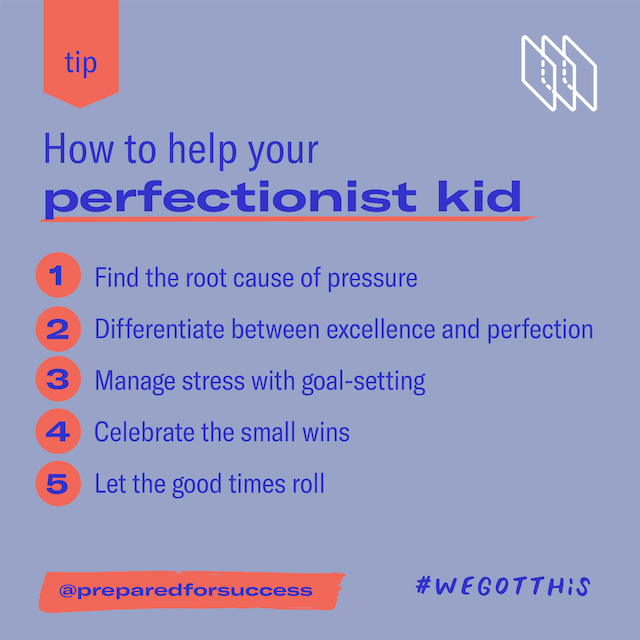 Featured image for How do I help my kid manage their perfectionism?