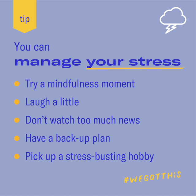 Featured image for How do I calm frayed nerves? Try these stress busters