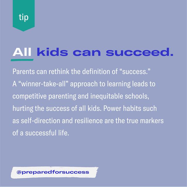 All kids can succeed